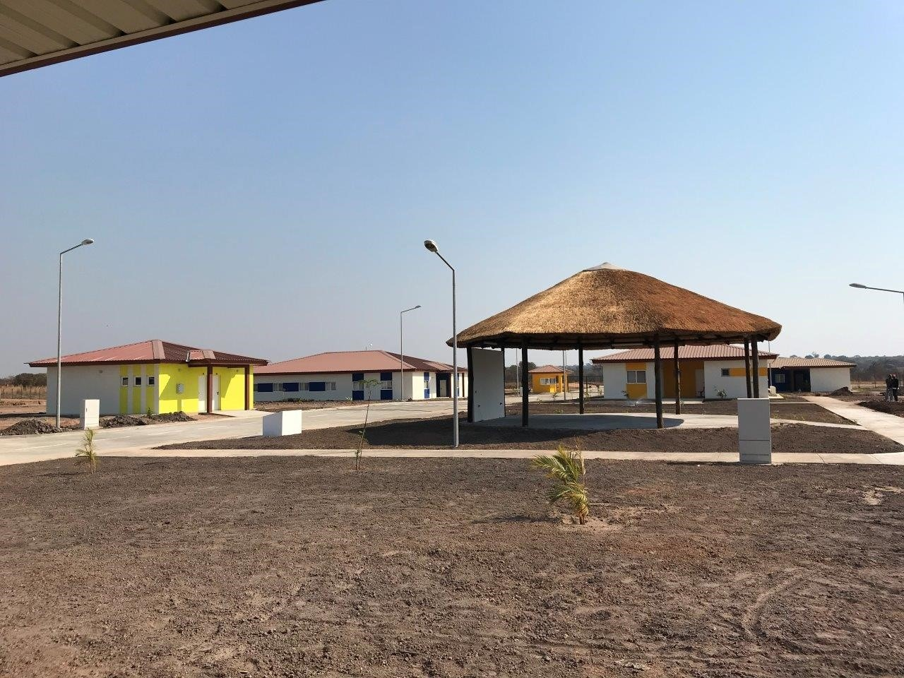 Cabinda Youth Village